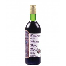 Rochester Organic Mulled Berry Punch б/а 725 мл.